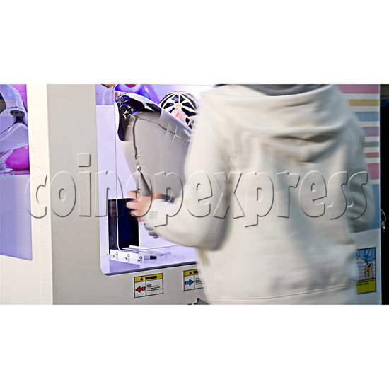 Balloon Walker Helium Metallic Foil Balloon vending machine 37107