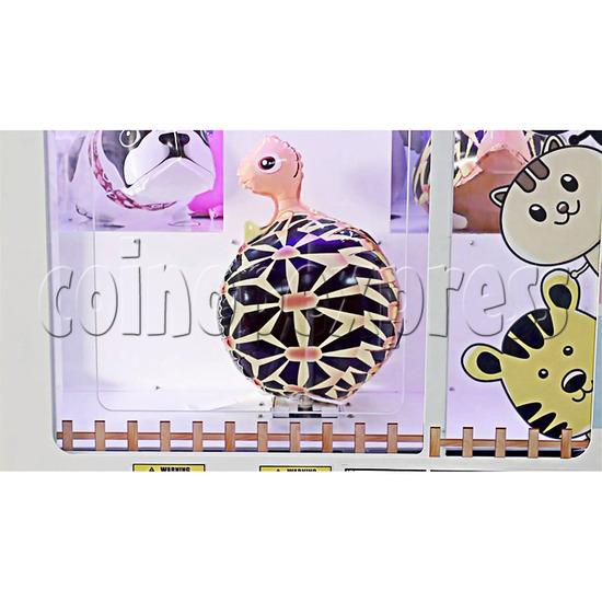 Balloon Walker Helium Metallic Foil Balloon vending machine 37109