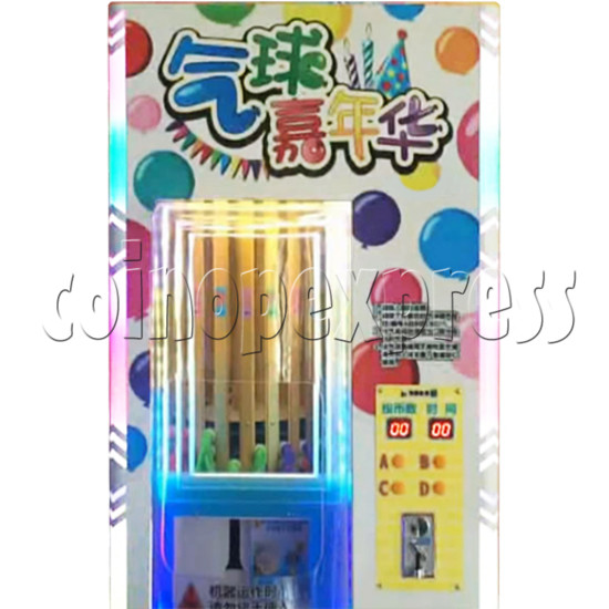 Balloon Fiesta Helium balloon vending machine 37110
