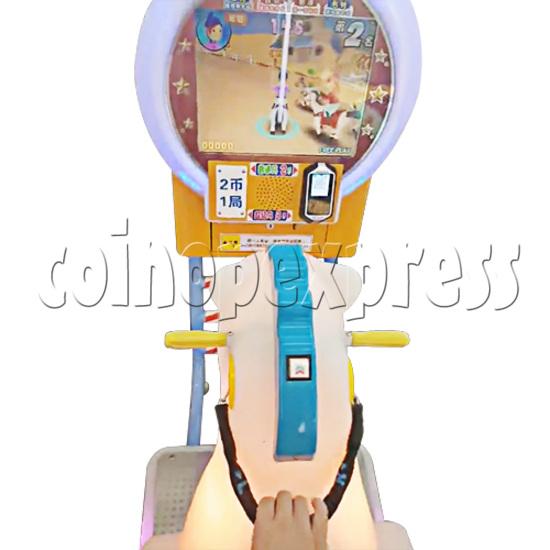 Go Go Pony Video Kiddie Rides (Plus Version) 37133