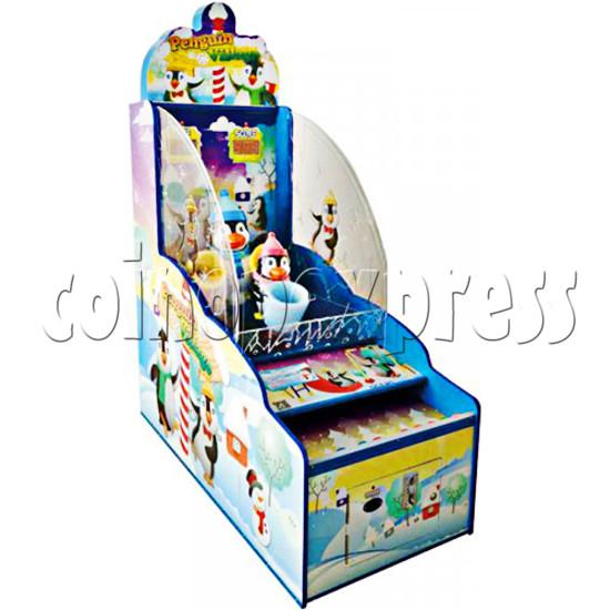 Penguin Village Skill Test Redemption Game Machine 37161