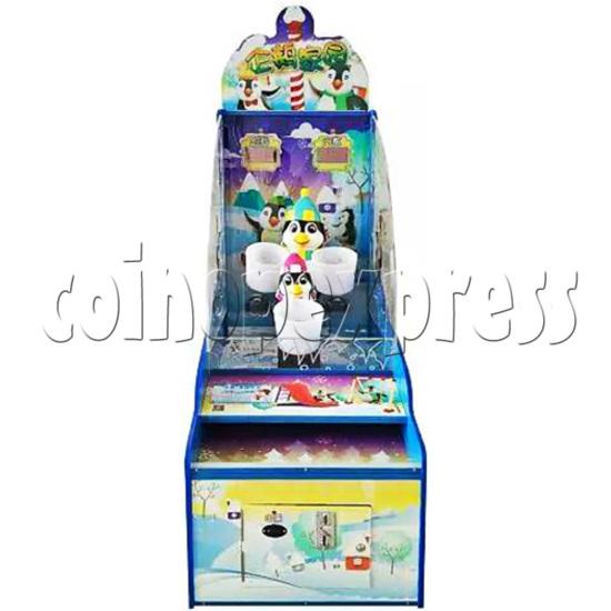Penguin Village Skill Test Redemption Game Machine 37162