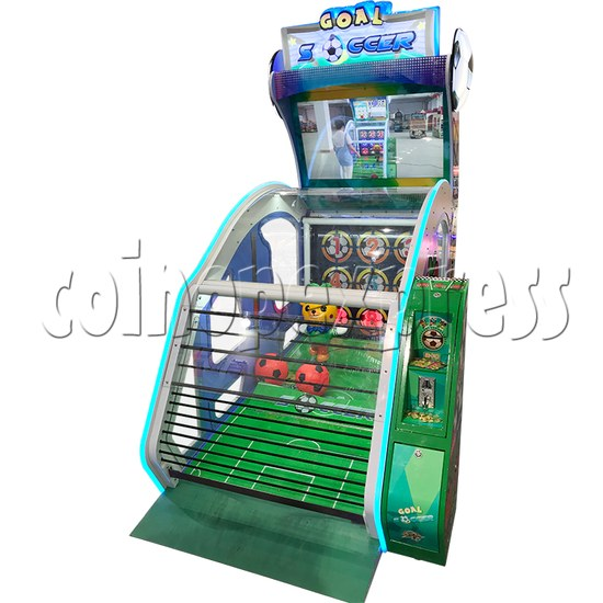 Goal Soccer Sport Game Card Redemption machine 37189