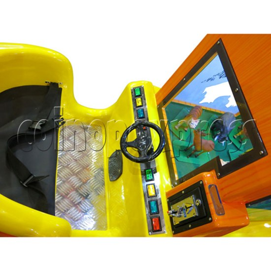 Arka Funny Boat Kiddie Ride with 8 Push Button Controlling  37276