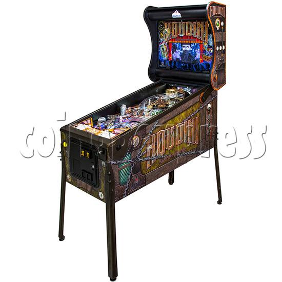 Houdini American Pinball Game Machine 37289