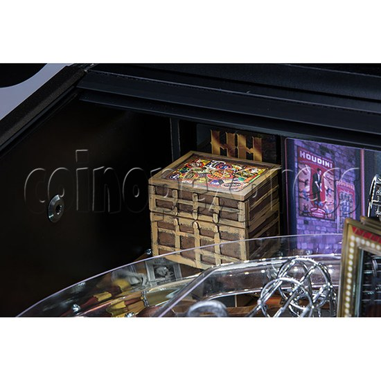 Houdini American Pinball Game Machine 37295