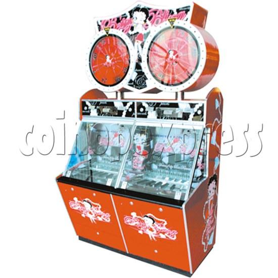 Treasure Coins Drop Redemption Machine 37302