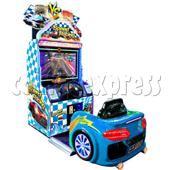 Speed Racing Collecting Card Game Machine 37305