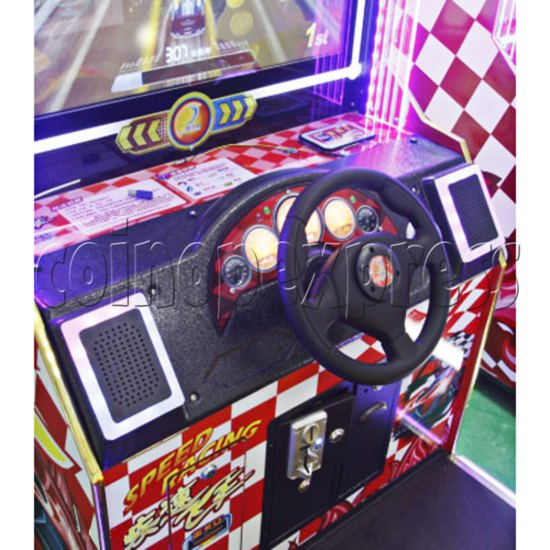 Speed Racing Collecting Card Game Machine 37306