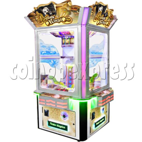 Pirate's Kingdom Redemption Machine (4 players) 37310