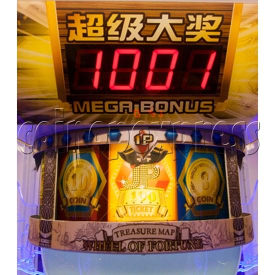 Pirate's Kingdom Redemption Machine (4 players) 37312