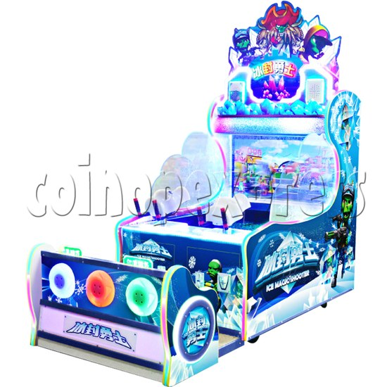 Ice Magic Shooter Water Game 37323