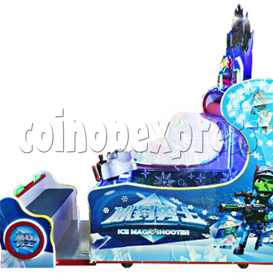 Ice Magic Shooter Water Game 37324