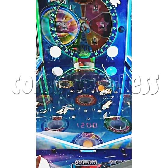 Star Raider Funny Ball Redemption Machine 37353
