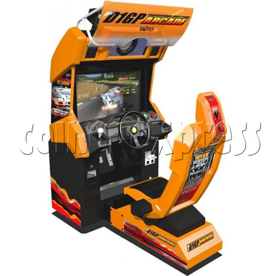 D1 Grand Prix Arcade Machine Single machine 37357