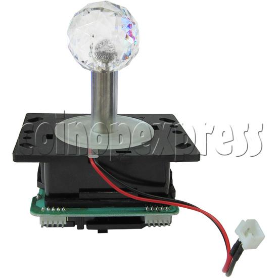 Illuminated Superior Joystick for Arcade Machine (28mm Diamond Ball Top) 37379