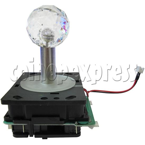 Illuminated Superior Joystick for Arcade Machine (28mm Diamond Ball Top) 37380