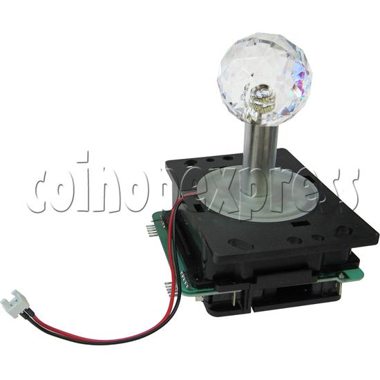 Illuminated Superior Joystick for Arcade Machine (28mm Diamond Ball Top) 37381