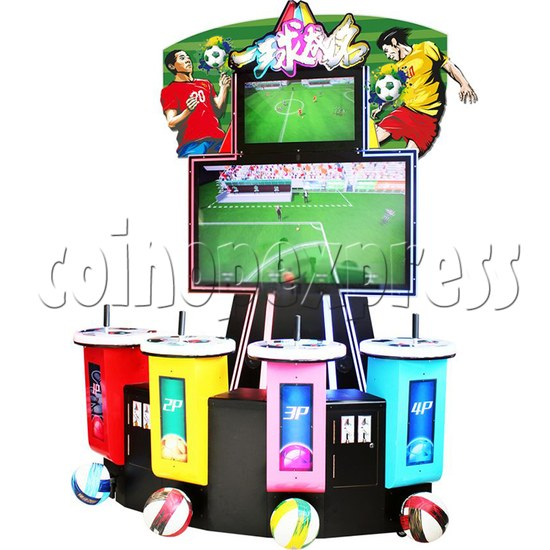 Fantasy Soccer Sport Arcade Machine 4 Players 37412