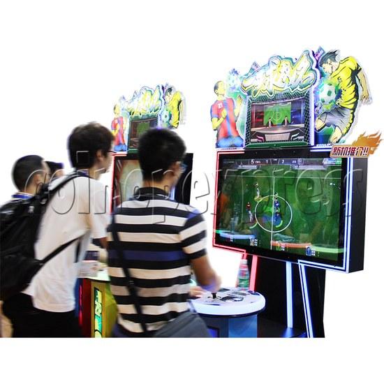 Fantasy Soccer Sport Arcade Machine 4 Players 37414