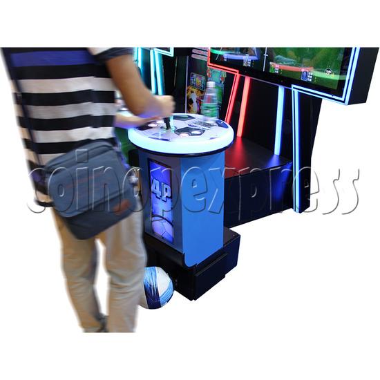 Fantasy Soccer Sport Arcade Machine 4 Players 37416