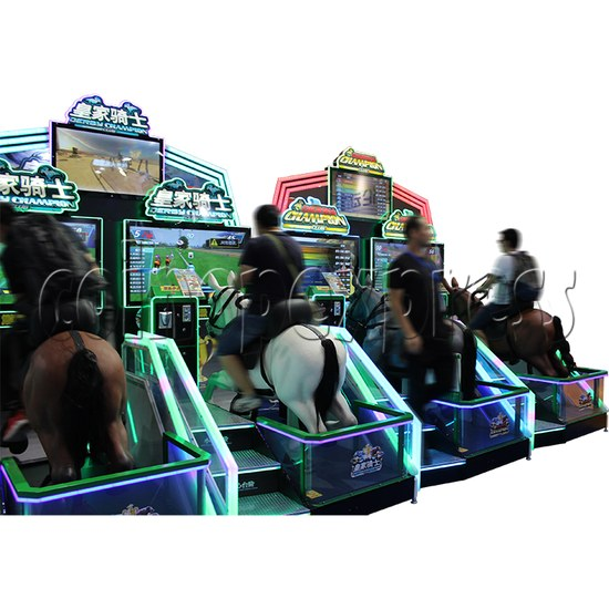 Derby Champion Club Horses Racing Sport Game machine (2 Players) 37421