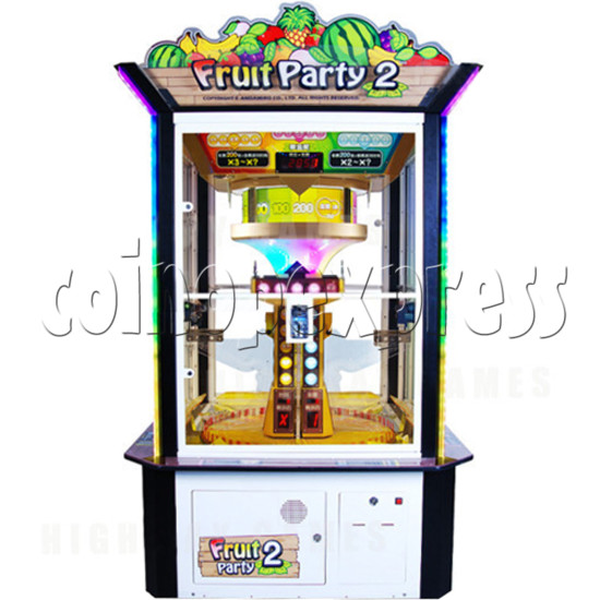 Fruit Party 2 Redemption Machine 37531
