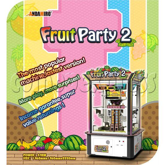Fruit Party 2 Redemption Machine 37533