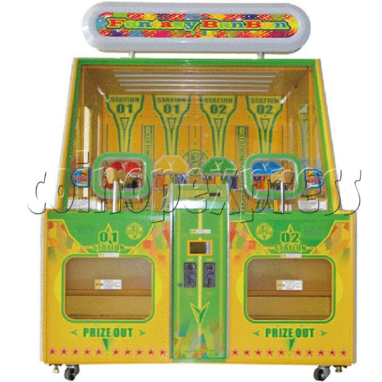 Fantasy BanBan Prize Game machine (2 Players)  37535