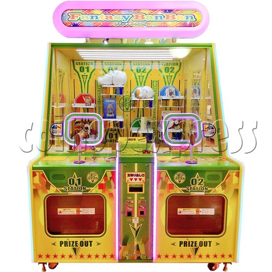 Fantasy BanBan Prize Game machine (2 Players)  37536