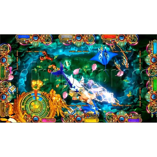 Ocean King 3 Plus Poseidon Realm Full Game Board Kit China Release Version - screen display-3
