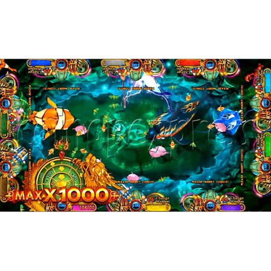 Ocean King 3 Plus Poseidon Realm Full Game Board Kit China Release Version - screen display-4