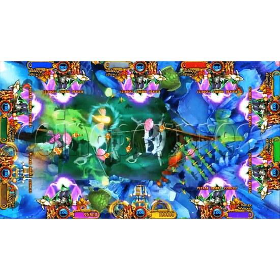 Ocean King 3 Plus Blackbeard Fury Game Board Kit China Release Version - screen display-4