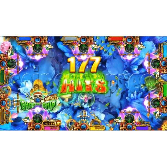 Ocean King 3 Plus Blackbeard Fury Game Board Kit China Release Version - screen display-5