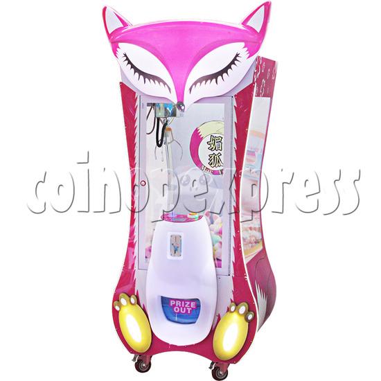 28 inch Cartoon Fox Toys Crane Machine 37581