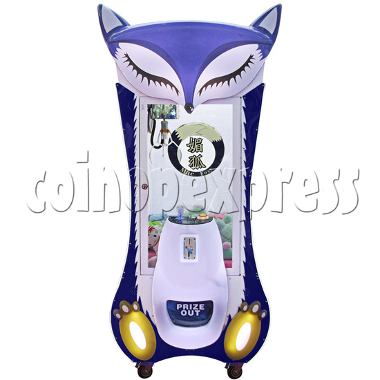 28 inch Cartoon Fox Toys Crane Machine 37583