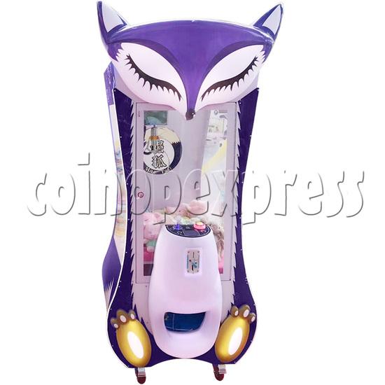 28 inch Cartoon Fox Toys Crane Machine 37585