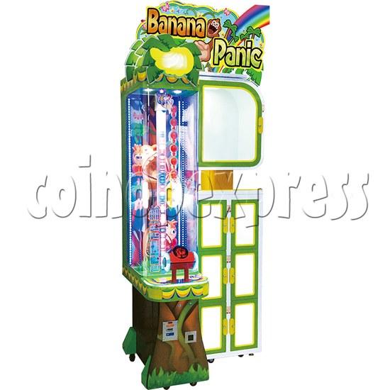 Banana Panic Skill Test Prize Machine 37586
