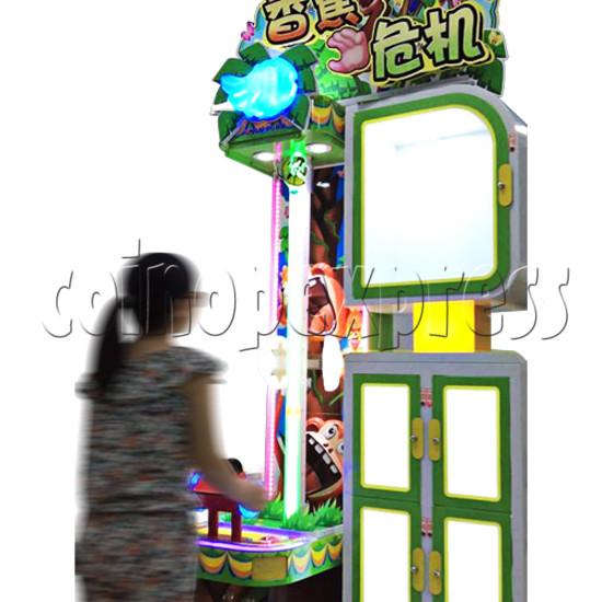 Banana Panic Skill Test Prize Machine 37587