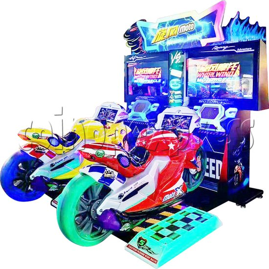Whirlwind Motorcycle Driving-Riding Game 37601