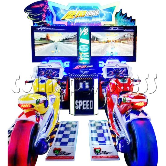 Whirlwind Motorcycle Driving-Riding Game 37603