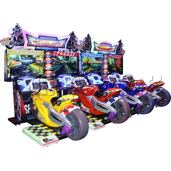 Whirlwind Motorcycle Driving-Riding Game 37606