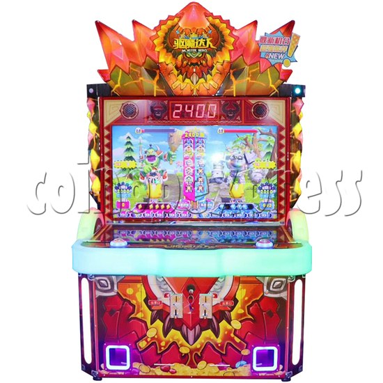 Monster Hero Redemption Machine (2 Players) 37611