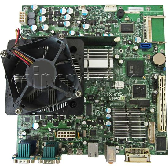Operation Ghost Shooting Game Motherboard - front view 37654