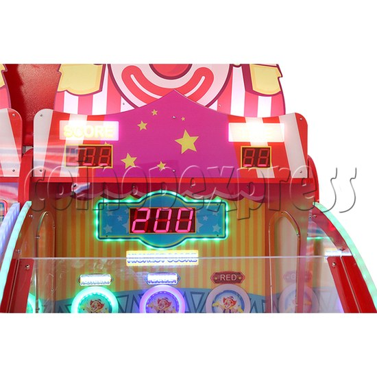 Sand Bags Toss Ticket redemption machine ( 2 players) 37665