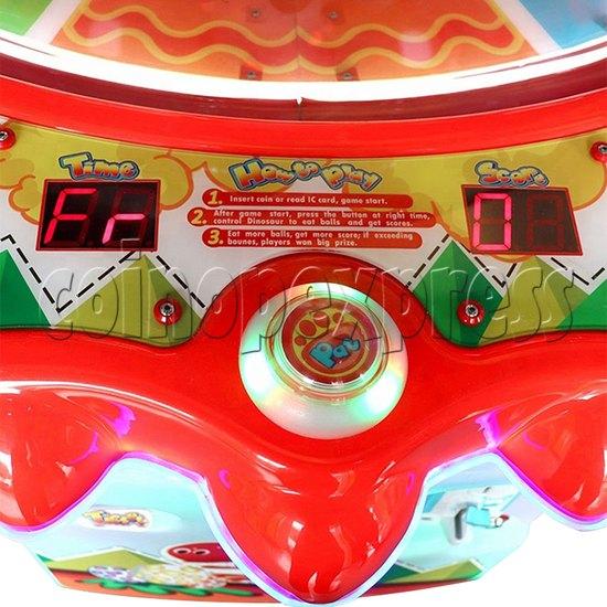 Dino Mouth Ticket Redemption Machine ( 4 players)  37670