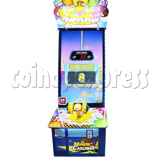 Monster Catcher Skill Test Video Redemption Game machine 37720