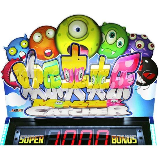 Monster Catcher Skill Test Video Redemption Game machine 37722