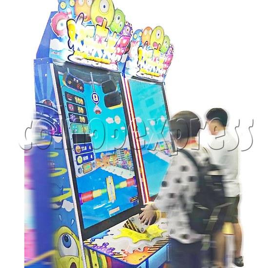 Monster Catcher Skill Test Video Redemption Game machine 37723