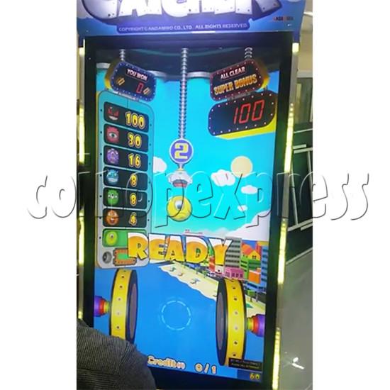 Monster Catcher Skill Test Video Redemption Game machine 37724